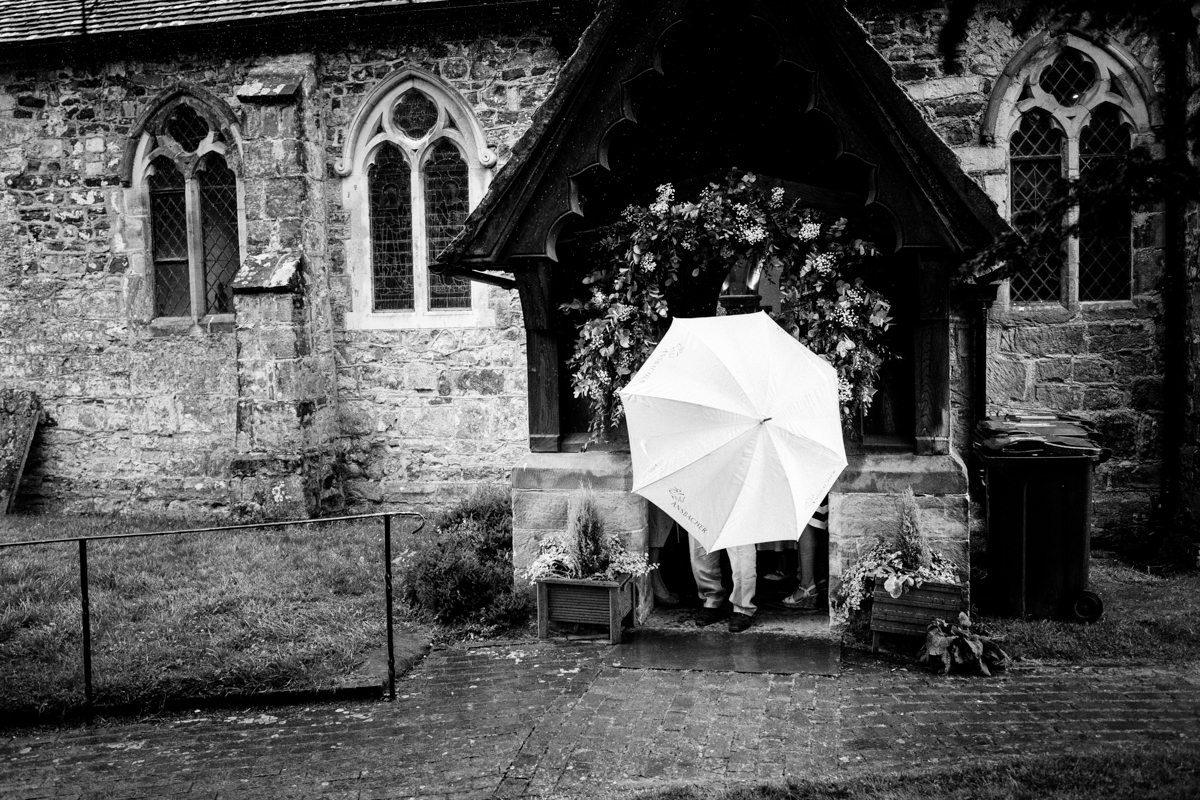 All Saints church waldron wedding east sussex 38