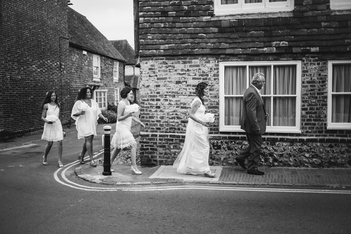 Alfriston wedding East Sussex RS Michael Stanton Photography 12