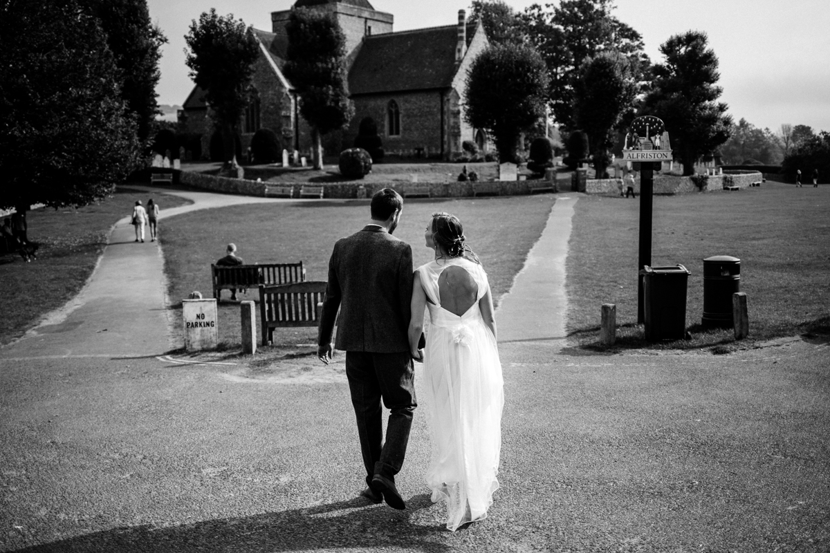 Alfriston wedding East Sussex RS Michael Stanton Photography 16