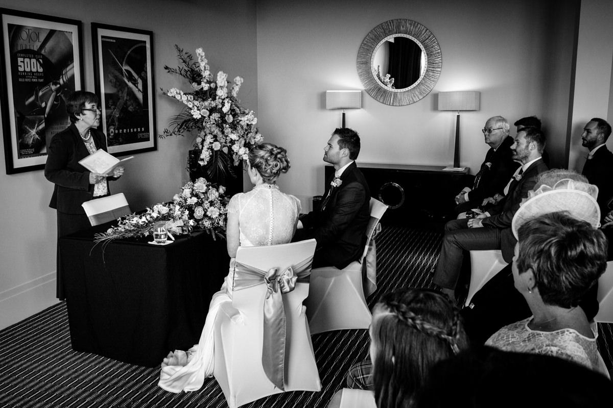 Aviator Hotel wedding Hampshire GM Michael Stanton Photography 22