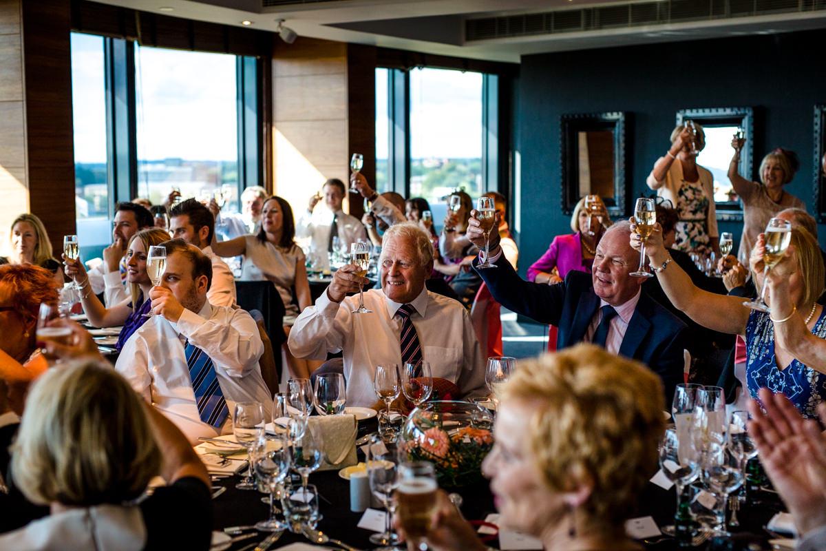Aviator Hotel wedding Hampshire GM Michael Stanton Photography 34