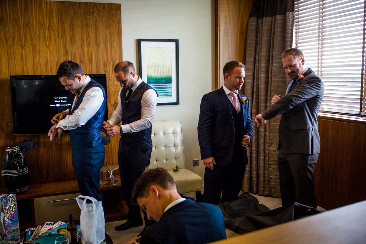 Aviator Hotel wedding Hampshire GM Michael Stanton Photography 6