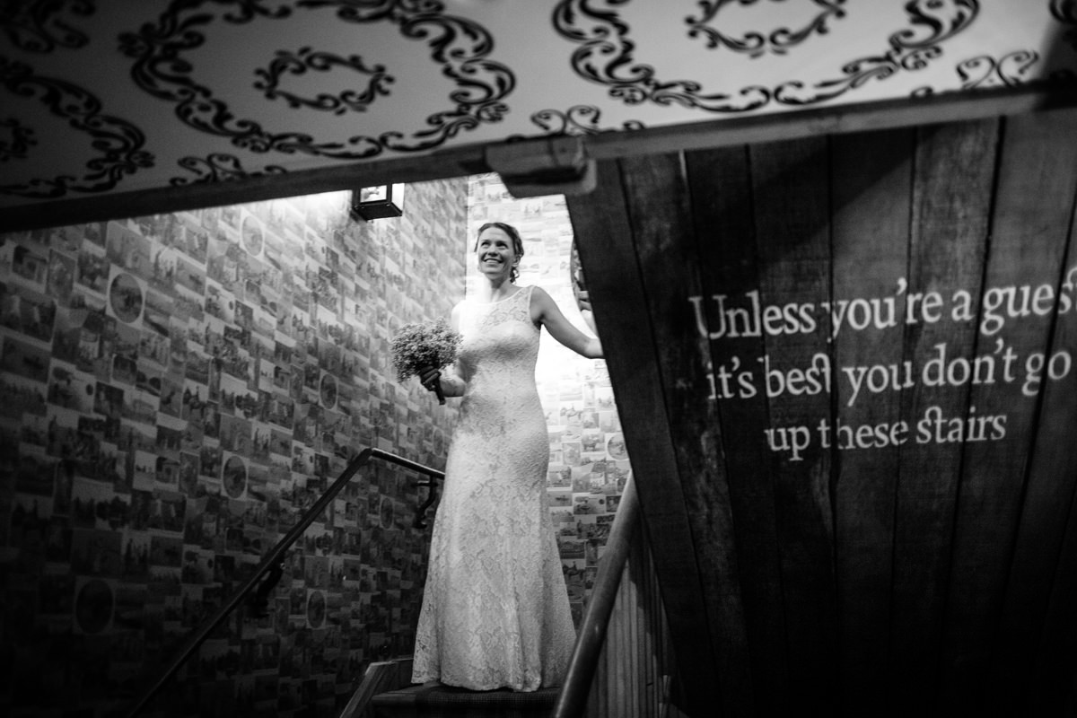 Bell Pub Ticehurst wedding Kent MJ Michael Stanton Photography 13