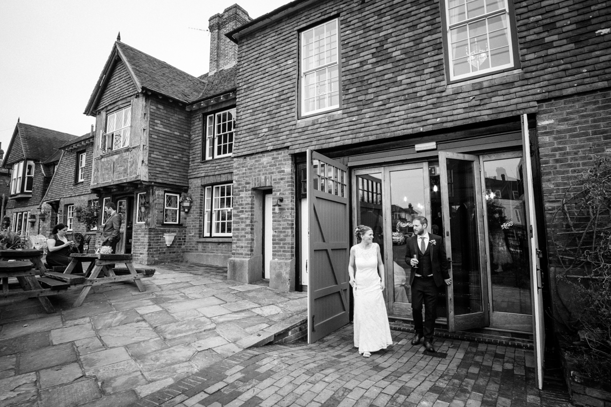 Bell Pub Ticehurst wedding Kent MJ Michael Stanton Photography 32