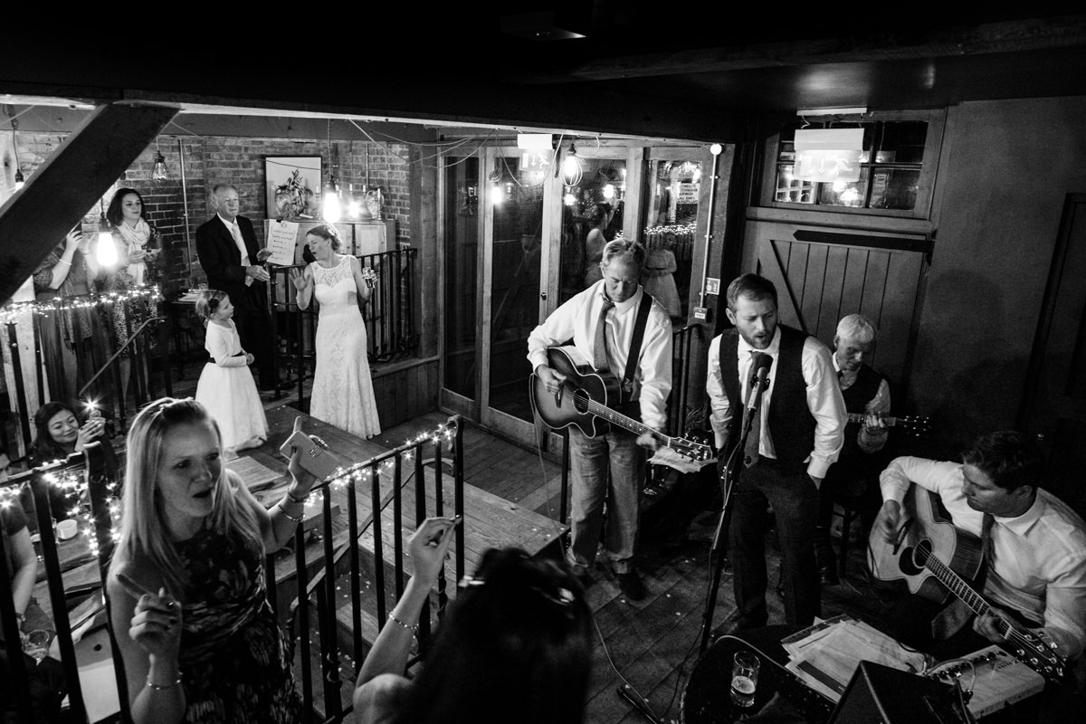 Bell Pub Ticehurst wedding Kent MJ Michael Stanton Photography 48