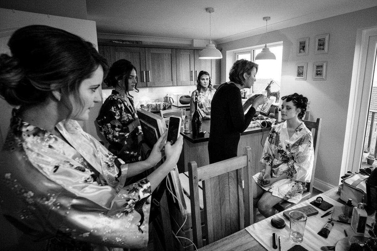 Blackstock Country Estates wedding East Sussex LT Michael Stanton Photography 2