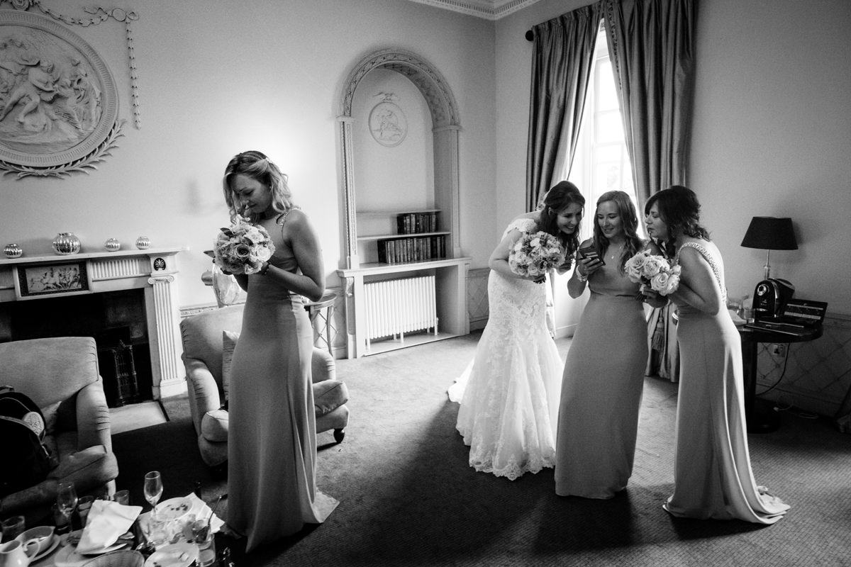 Buxted Park wedding East Sussex LJ Michael Stanton Photography 11