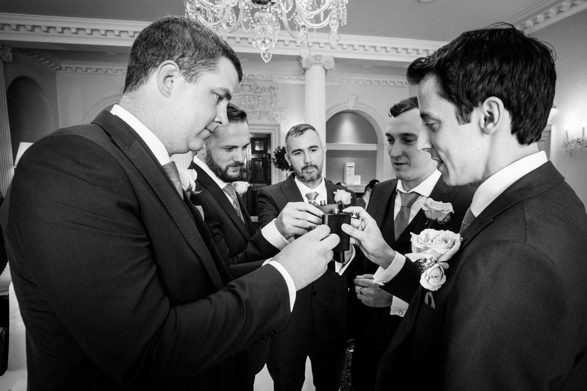 Buxted Park wedding East Sussex LJ Michael Stanton Photography 15