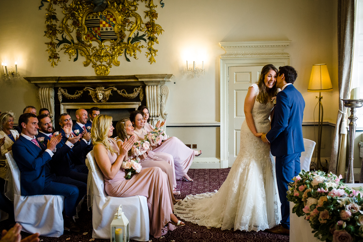 Buxted Park wedding East Sussex LJ Michael Stanton Photography 18