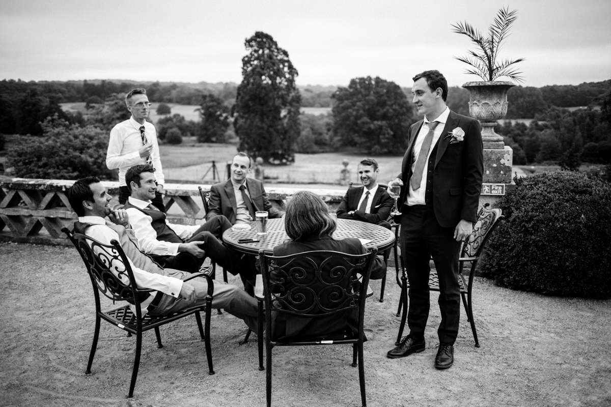 Buxted Park wedding East Sussex LJ Michael Stanton Photography 44