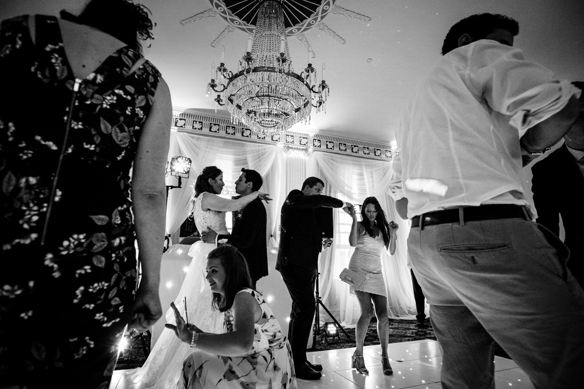 Buxted Park wedding East Sussex LJ Michael Stanton Photography 54