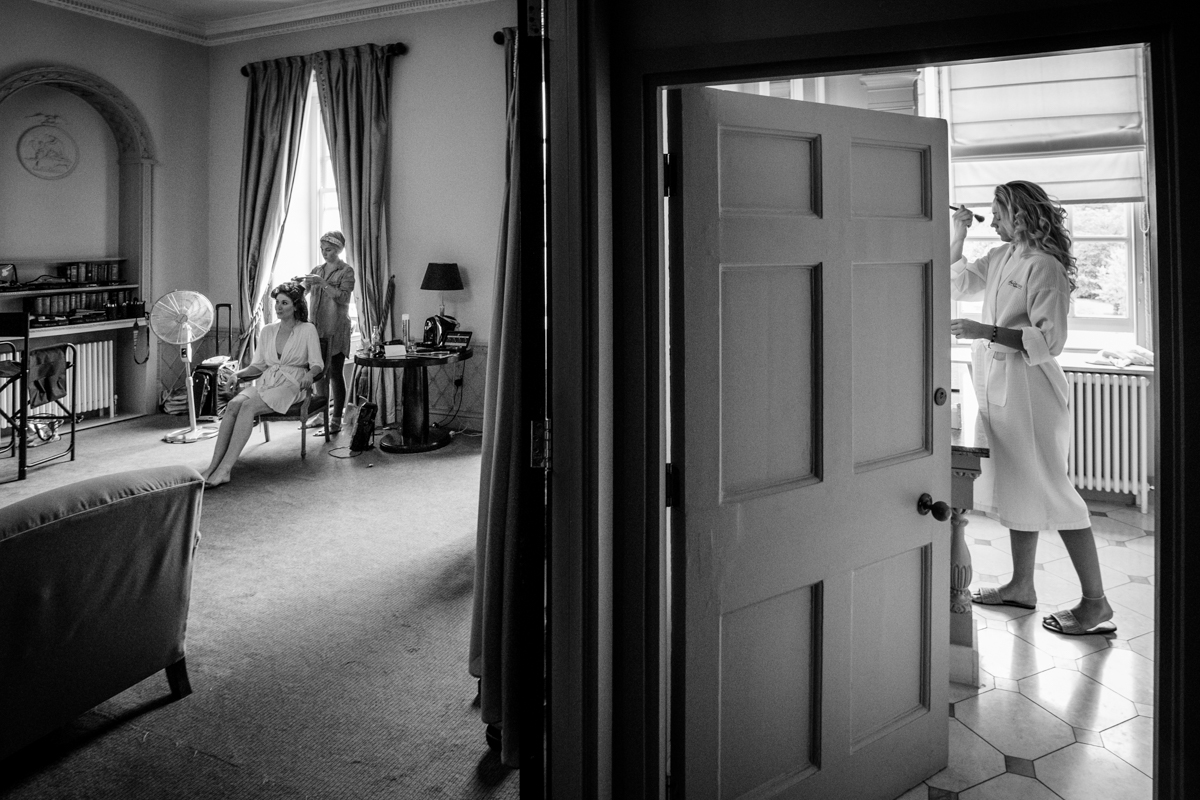 Buxted Park wedding East Sussex LJ Michael Stanton Photography 7