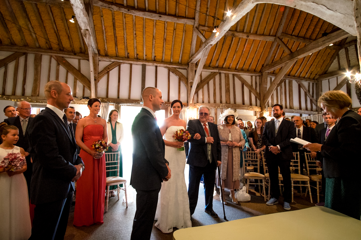 Fitzleroi Barn wedding Sussex CP Michael Stanton Photography 14