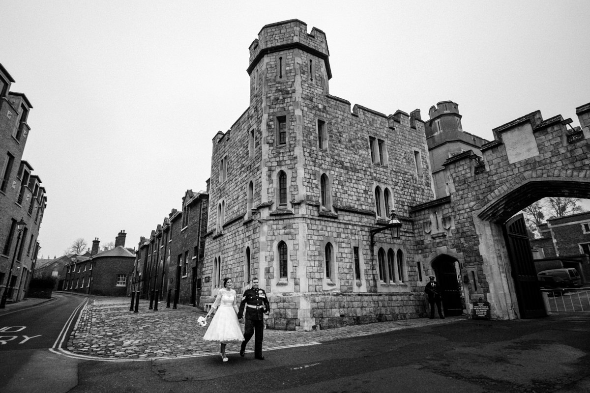 Harte and Garter wedding Windsor DI Michael Stanton Photography 1