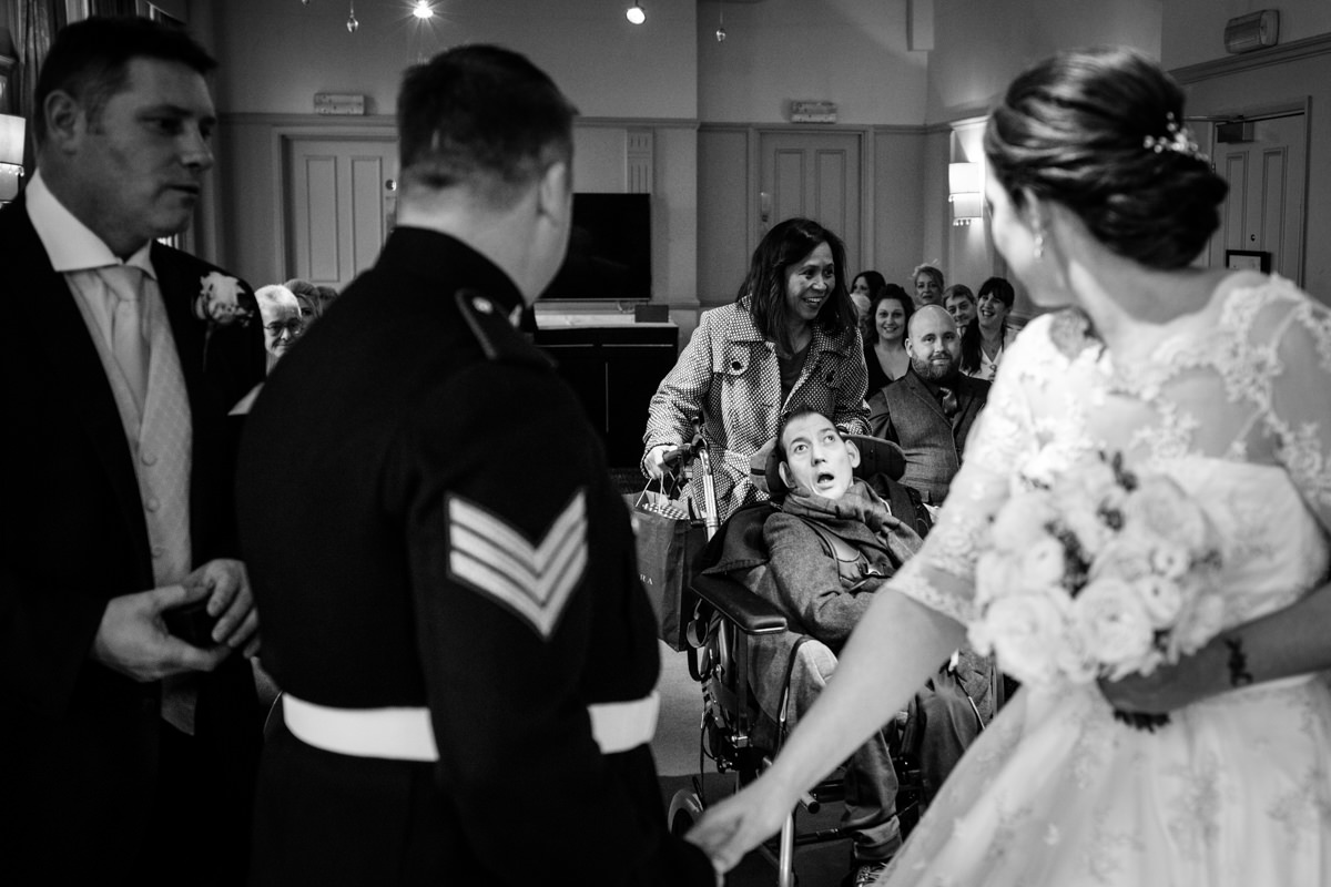 Harte and Garter wedding Windsor DI Michael Stanton Photography 16