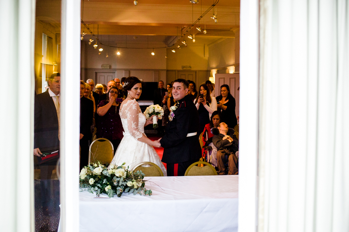 Harte and Garter wedding Windsor DI Michael Stanton Photography 20