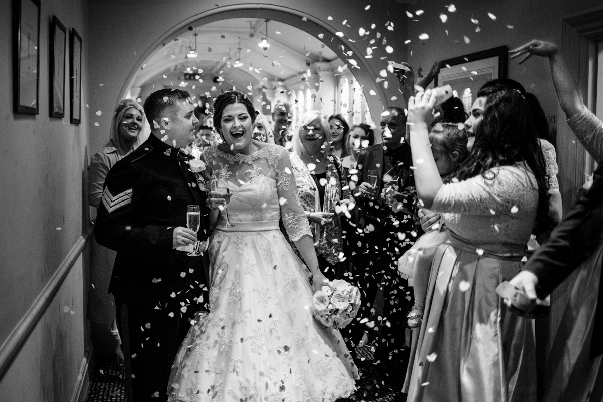 Harte and Garter wedding Windsor DI Michael Stanton Photography 21