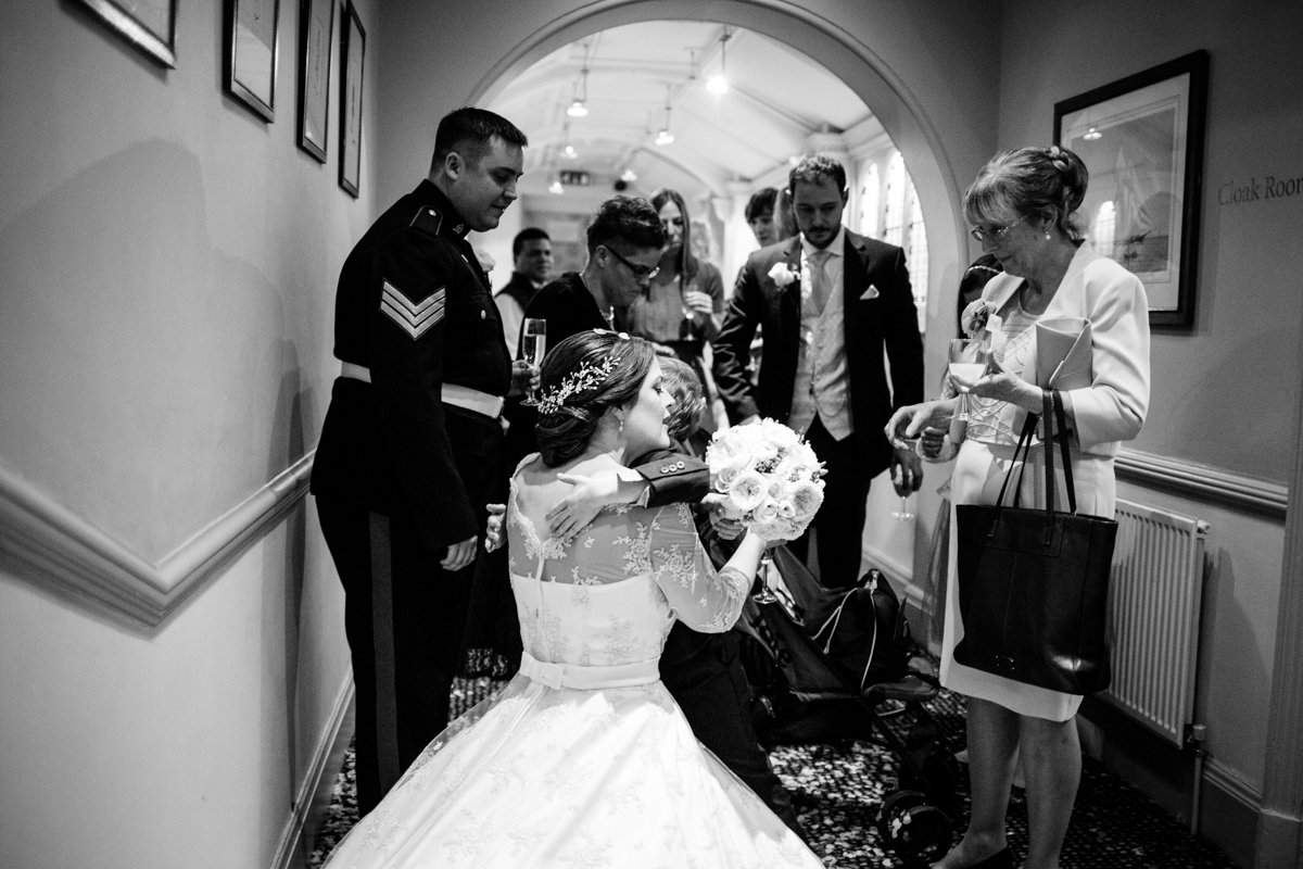 Harte and Garter wedding Windsor DI Michael Stanton Photography 22