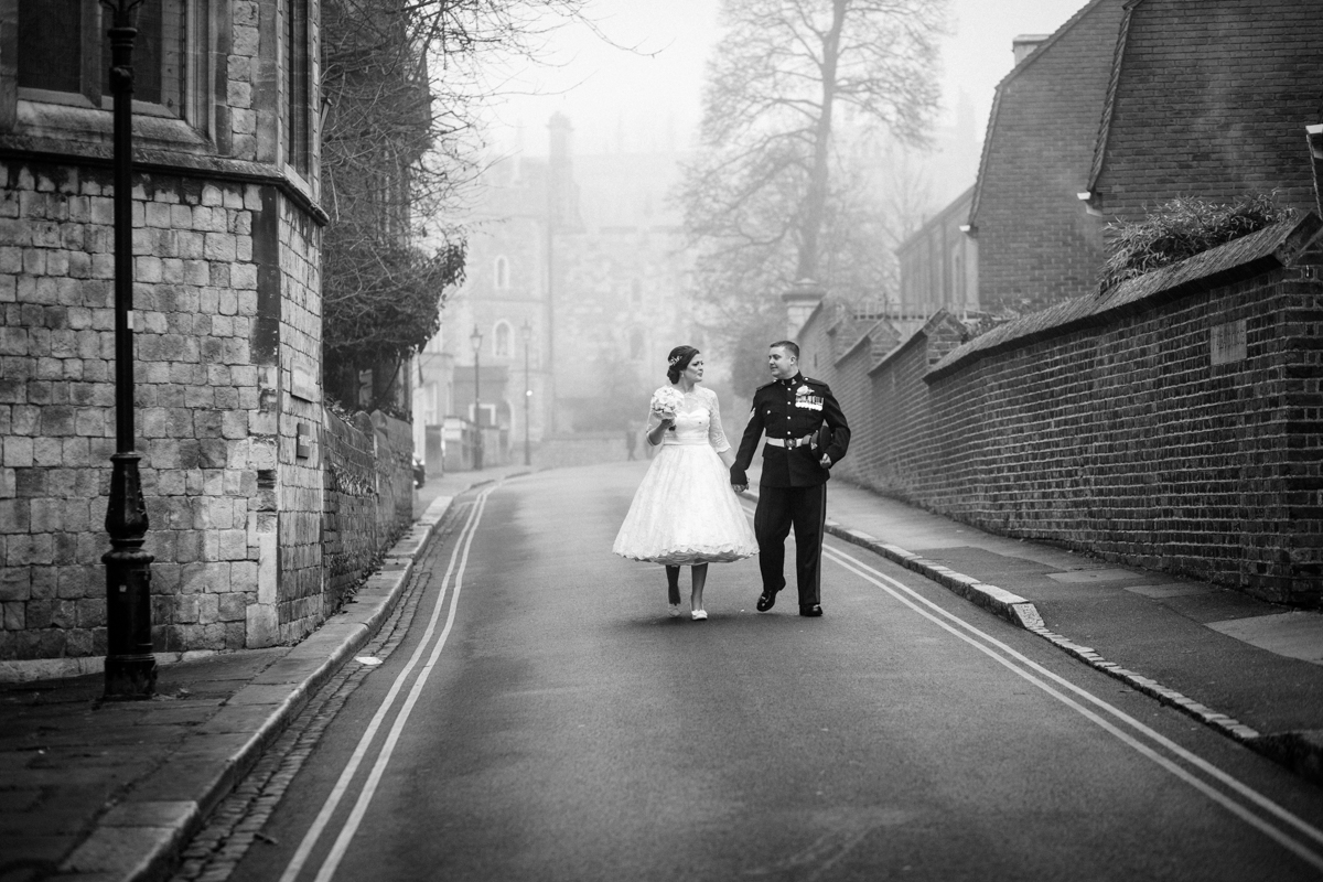 Harte and Garter wedding Windsor DI Michael Stanton Photography 25