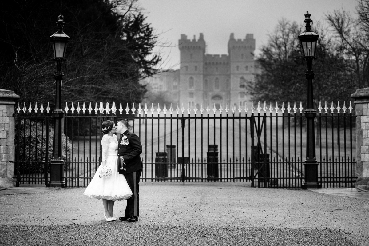 Harte and Garter wedding Windsor DI Michael Stanton Photography 27