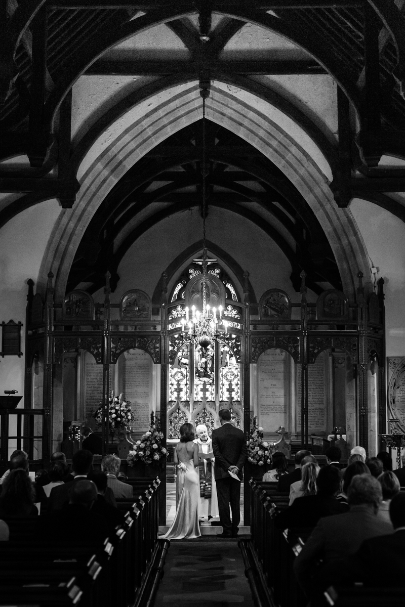 Holy Trinity Crockham Hill wedding Kent SR Michael Stanton Photography 10