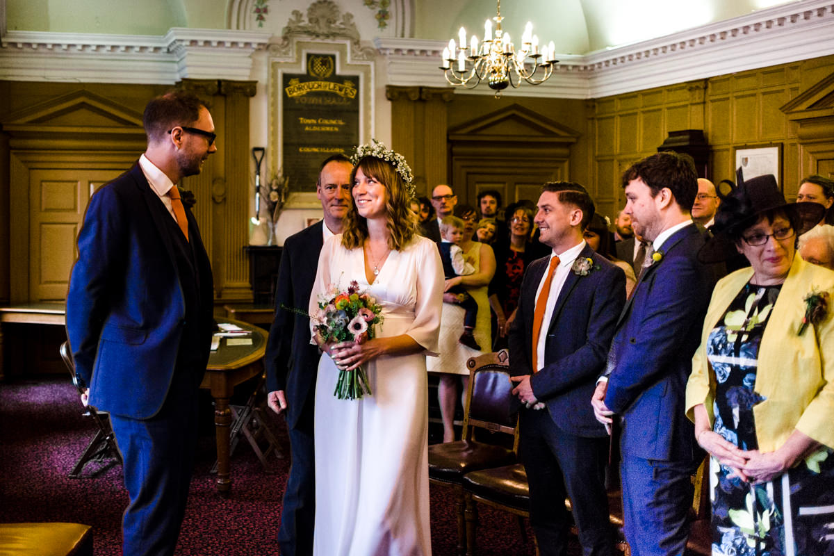 Lewes Town Hall wedding Sussex CP Michael Stanton Photography 9