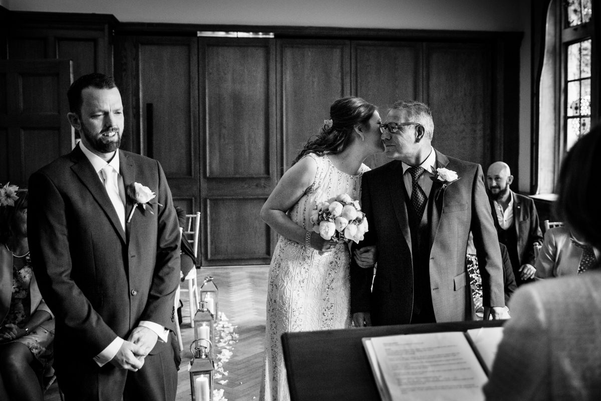 Pennyhill Park wedding Surrey CD Michael Stanton Photography 14