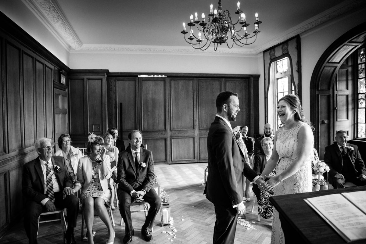 Pennyhill Park wedding Surrey CD Michael Stanton Photography 15
