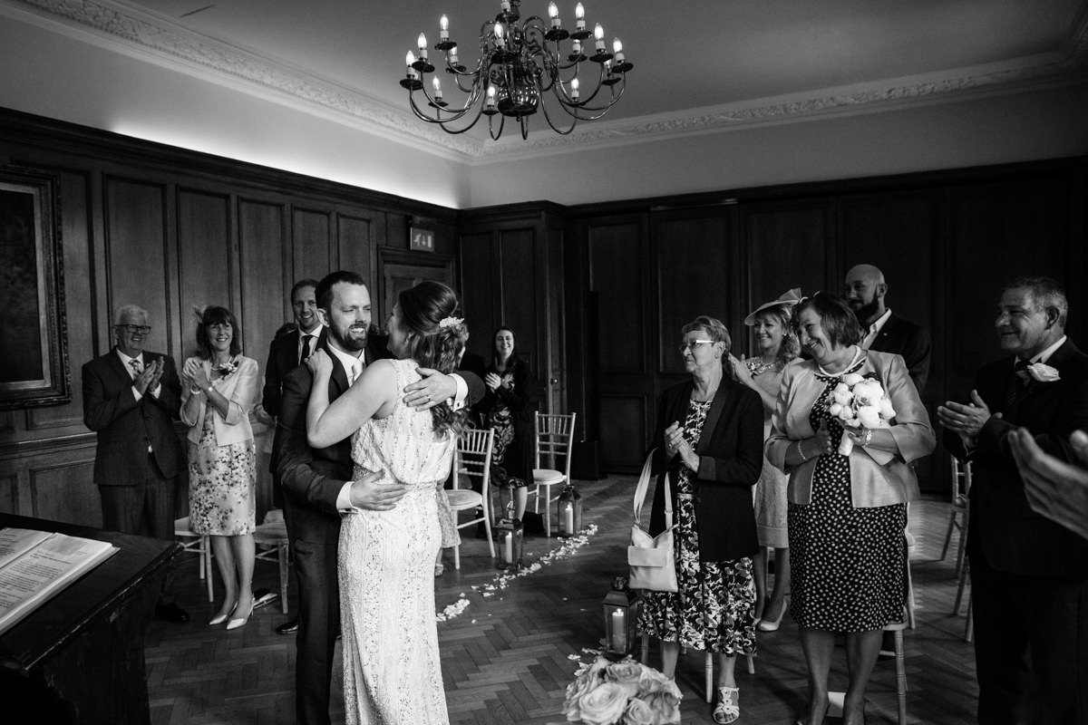 Pennyhill Park wedding Surrey CD Michael Stanton Photography 16