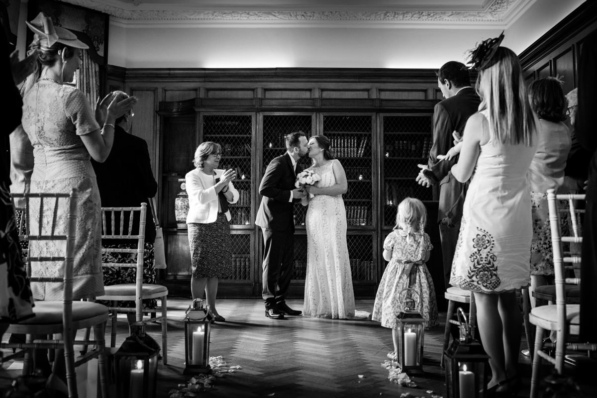 Pennyhill Park wedding Surrey CD Michael Stanton Photography 17