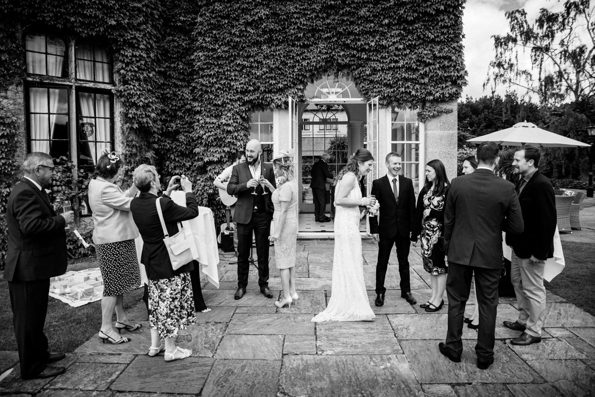 Pennyhill Park wedding Surrey CD Michael Stanton Photography 19
