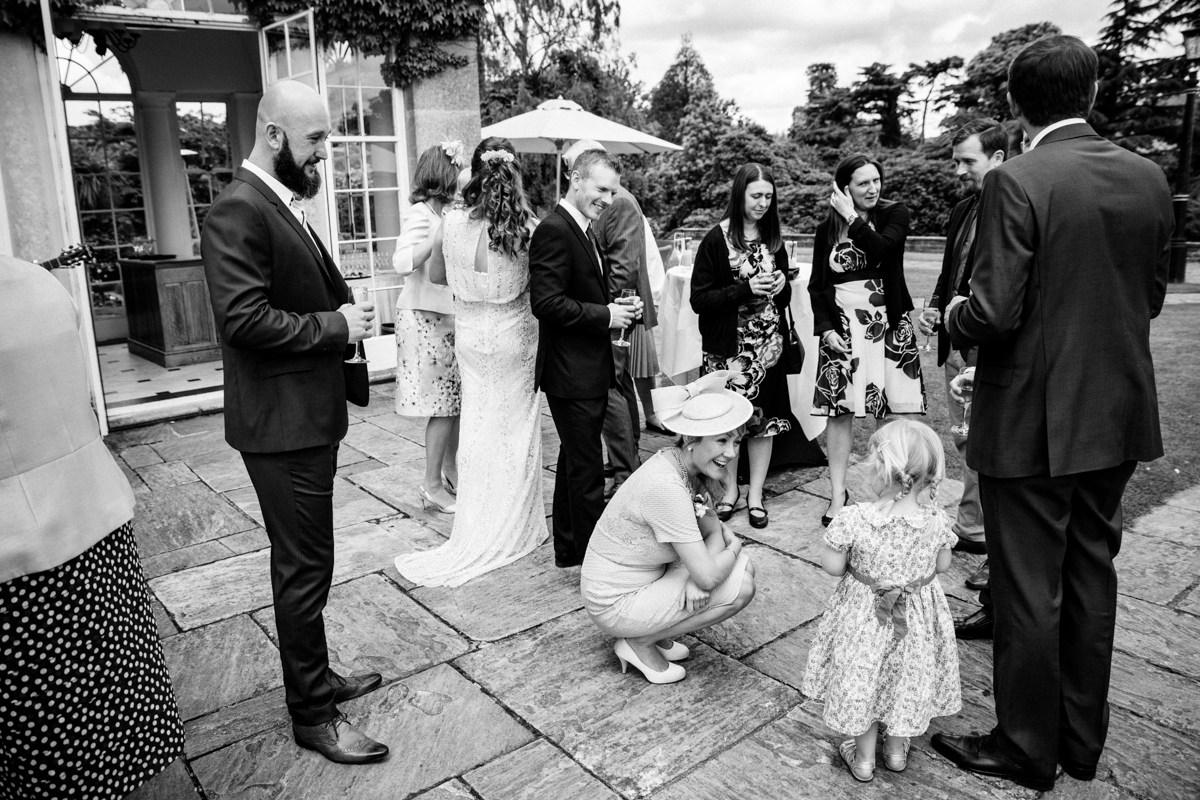 Pennyhill Park wedding Surrey CD Michael Stanton Photography 20
