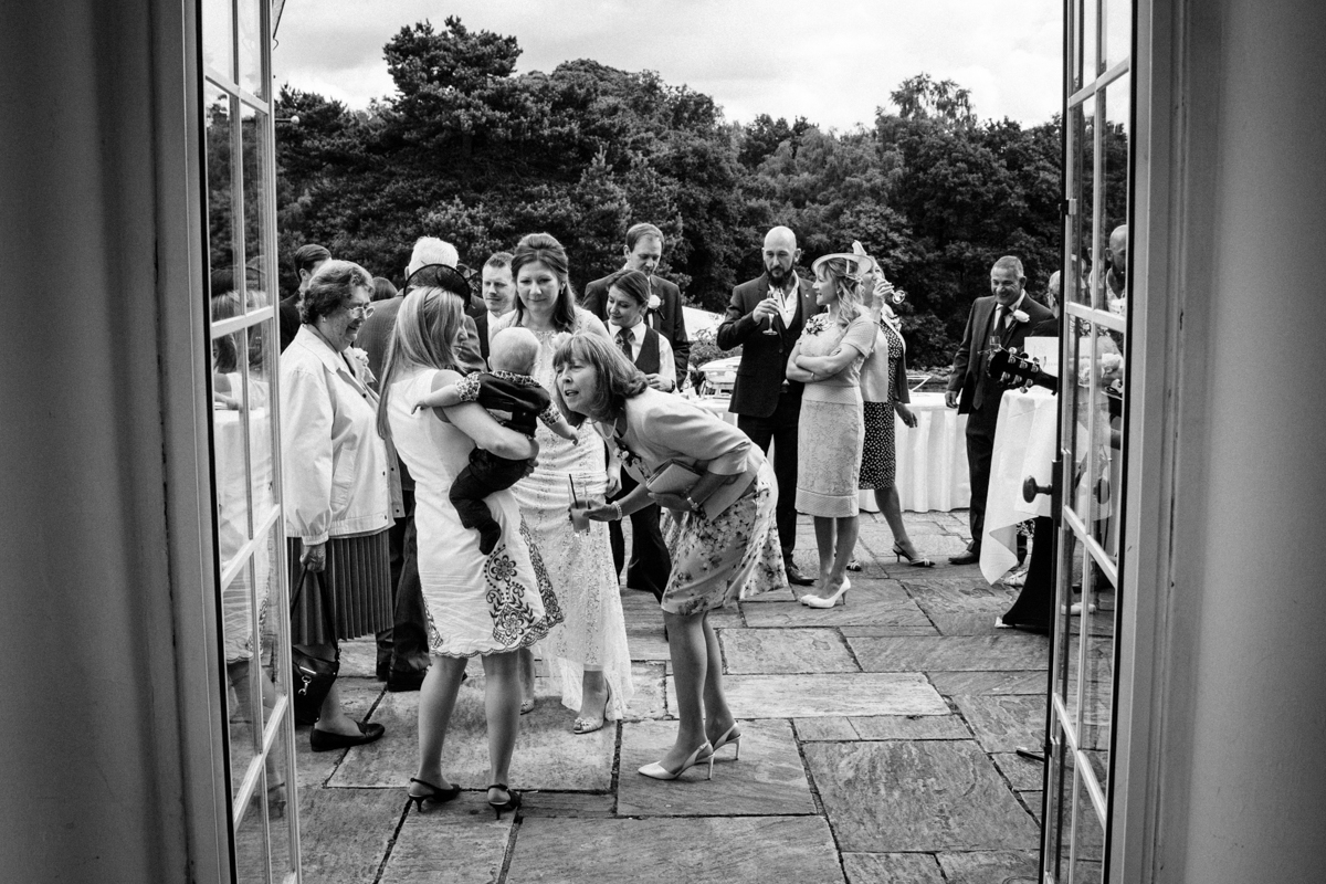 Pennyhill Park wedding Surrey CD Michael Stanton Photography 21