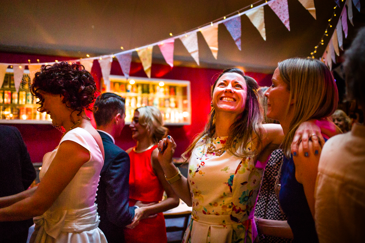 Picture This Stoke Newington Town Hall wedding Londesborough Pub EG Michael Stanton Photography 1