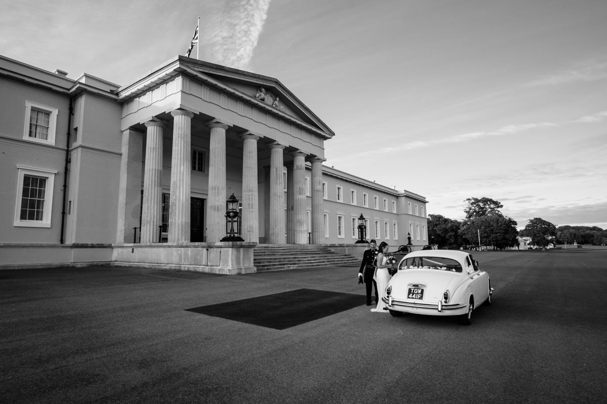 RMA Sandhurst wedding Surrey RG Michael Stanton Photography 30