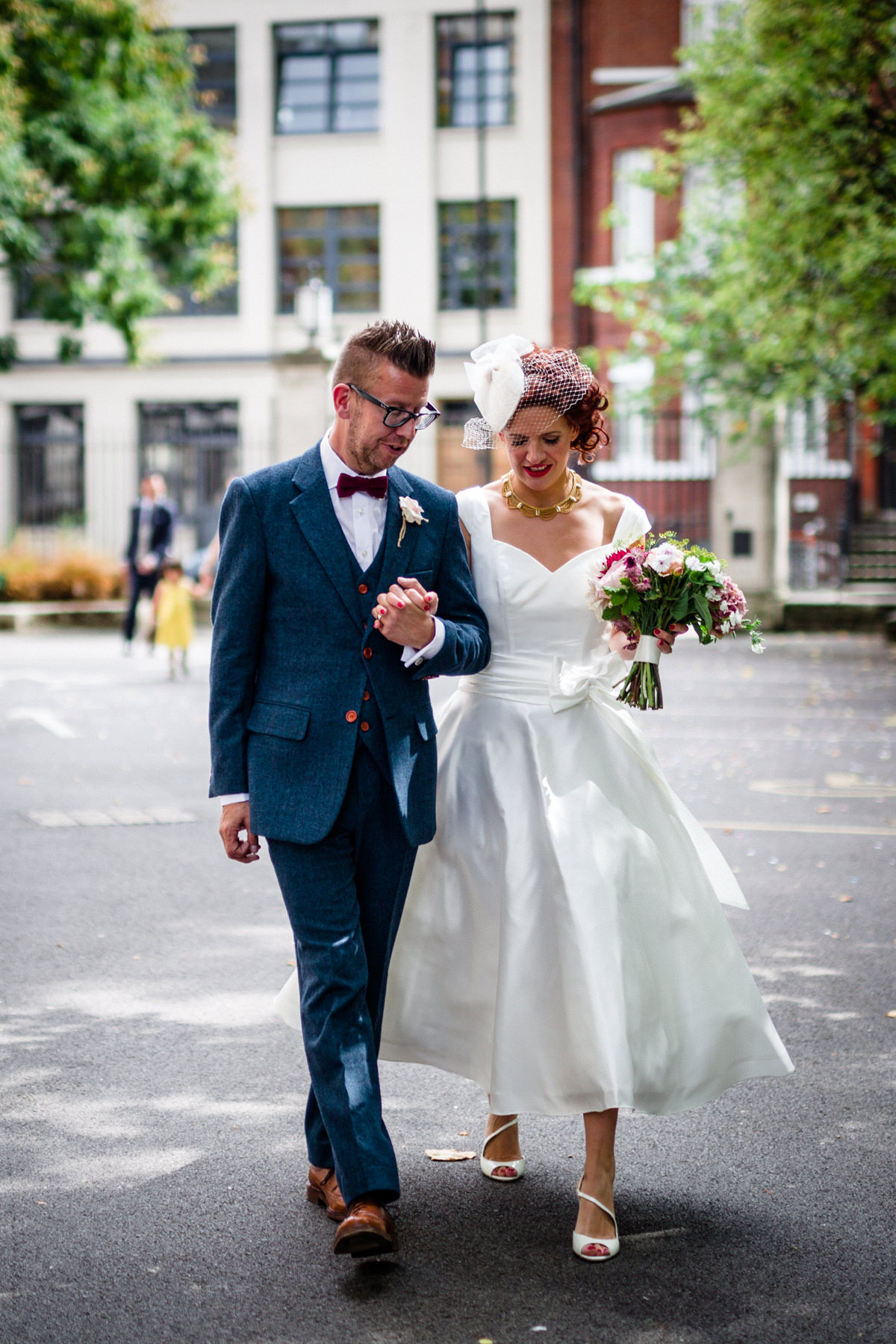 Stoke Newington Town Hall wedding Londesborough Pub EG Michael Stanton Photography 18