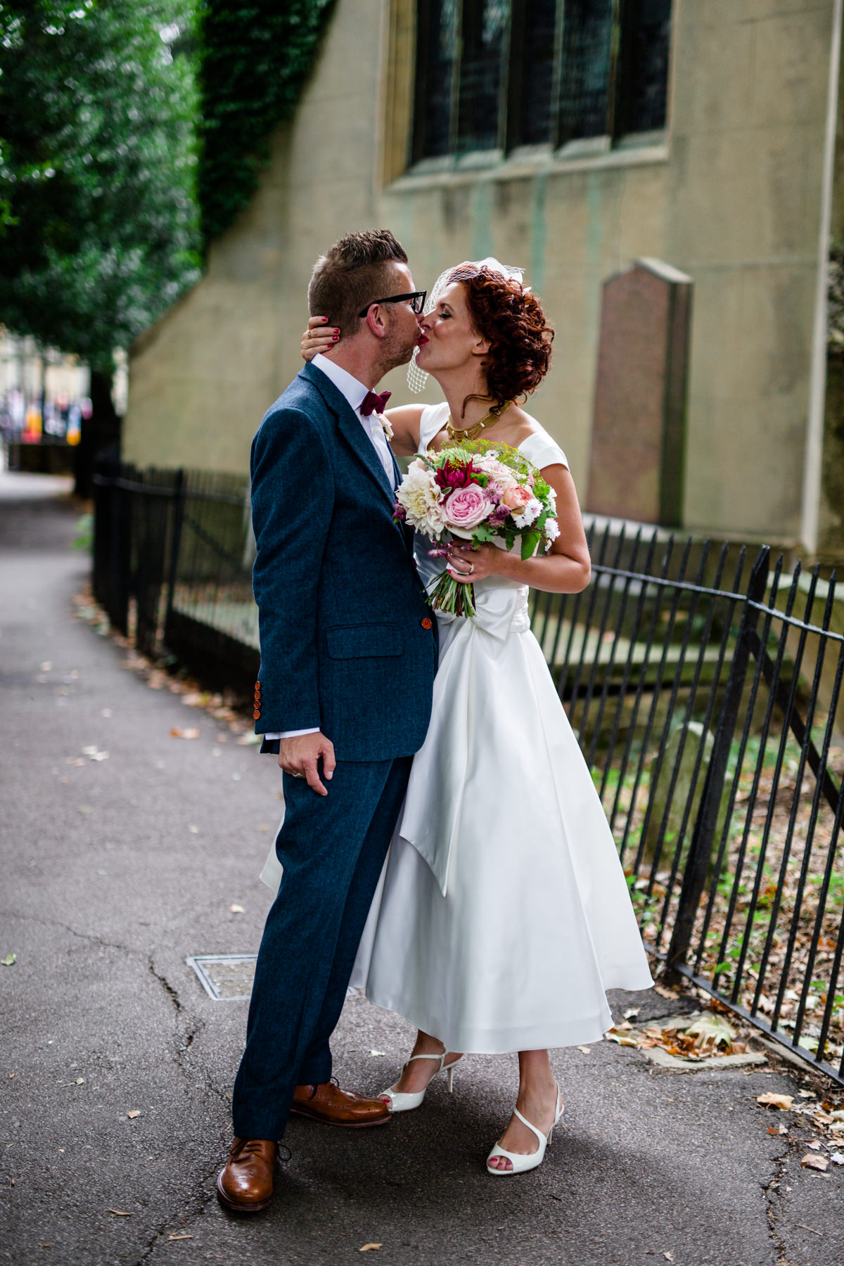 Stoke Newington Town Hall wedding Londesborough Pub EG Michael Stanton Photography 19
