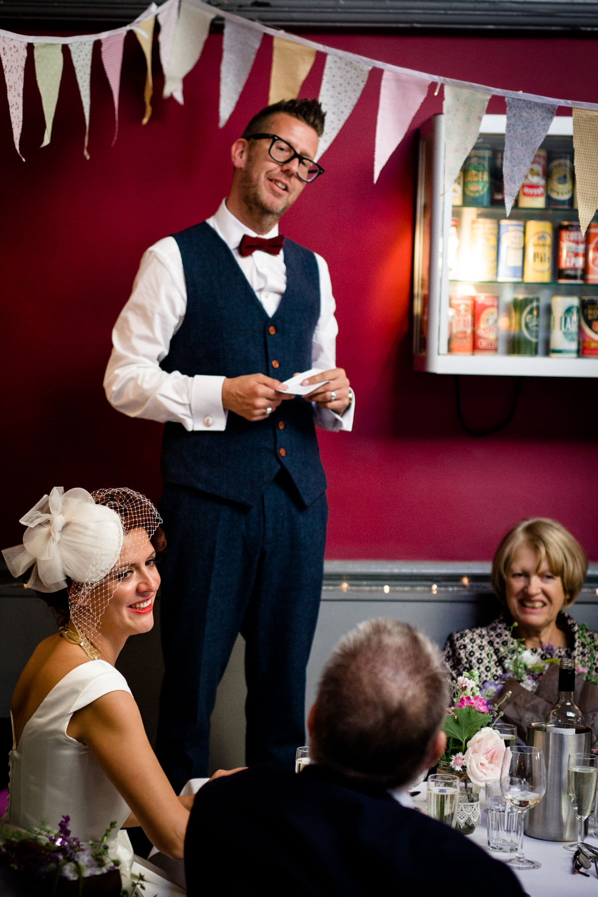 Stoke Newington Town Hall wedding Londesborough Pub EG Michael Stanton Photography 30