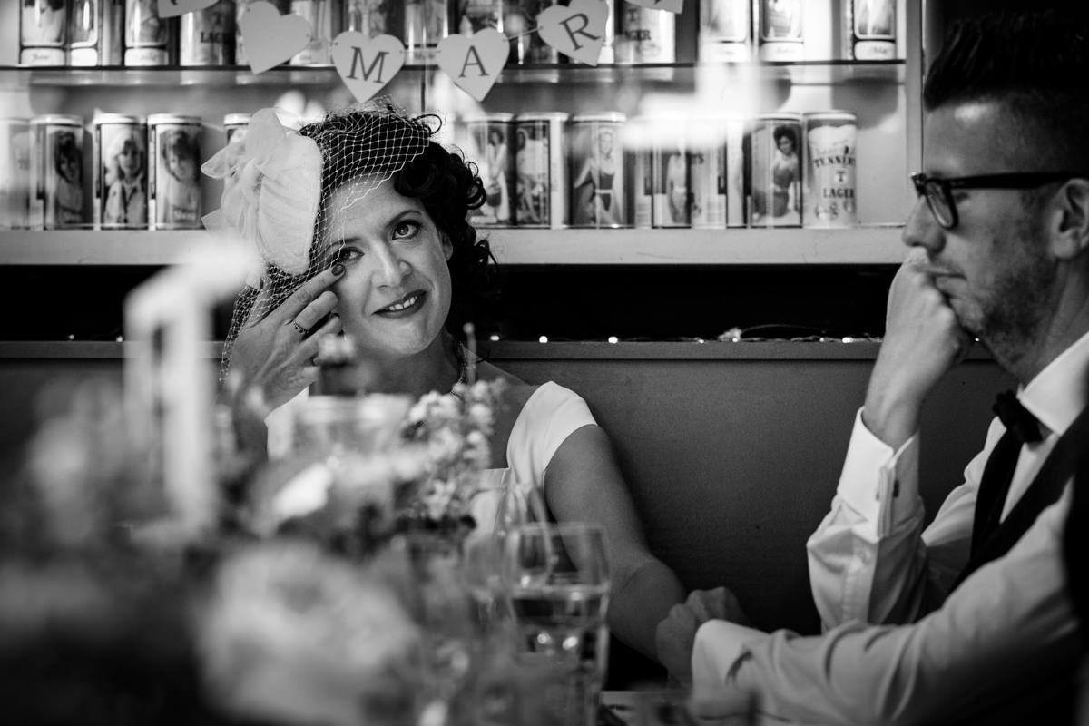 Stoke Newington Town Hall wedding Londesborough Pub EG Michael Stanton Photography 32