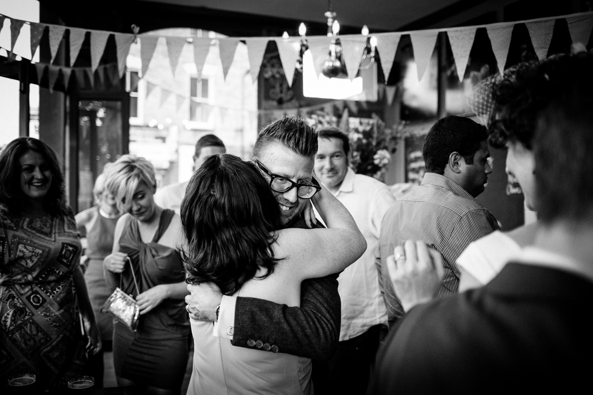 Stoke Newington Town Hall wedding Londesborough Pub EG Michael Stanton Photography 36