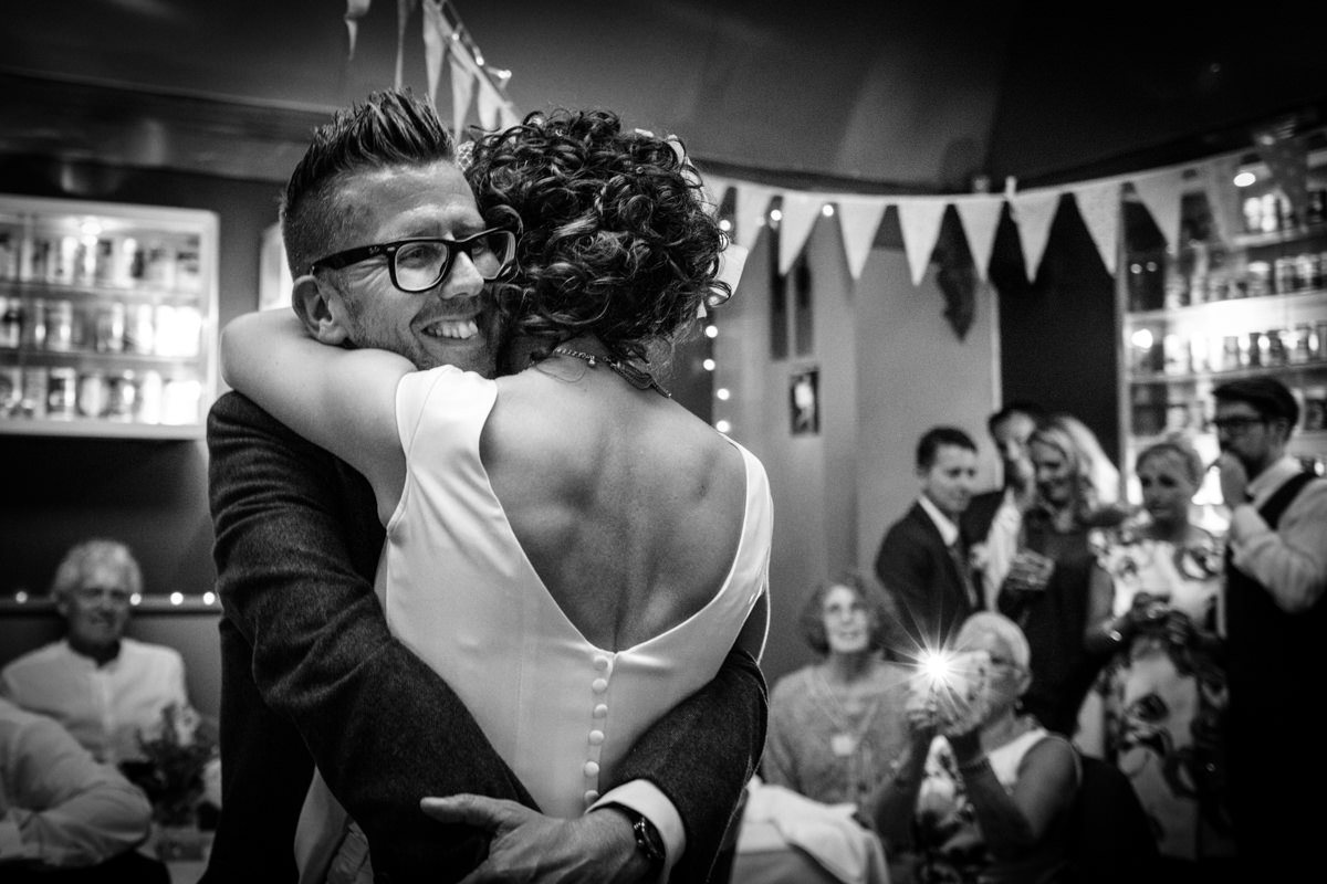 Stoke Newington Town Hall wedding Londesborough Pub EG Michael Stanton Photography 37