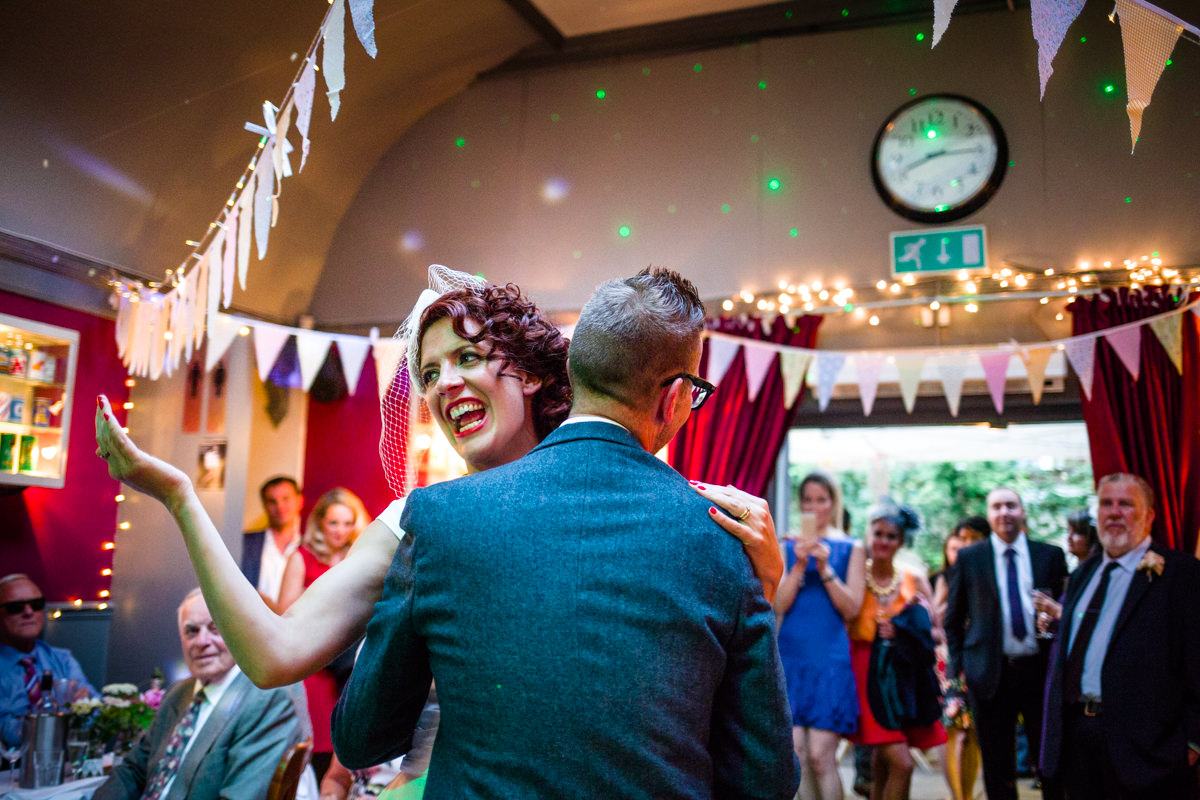 Stoke Newington Town Hall wedding Londesborough Pub EG Michael Stanton Photography 38