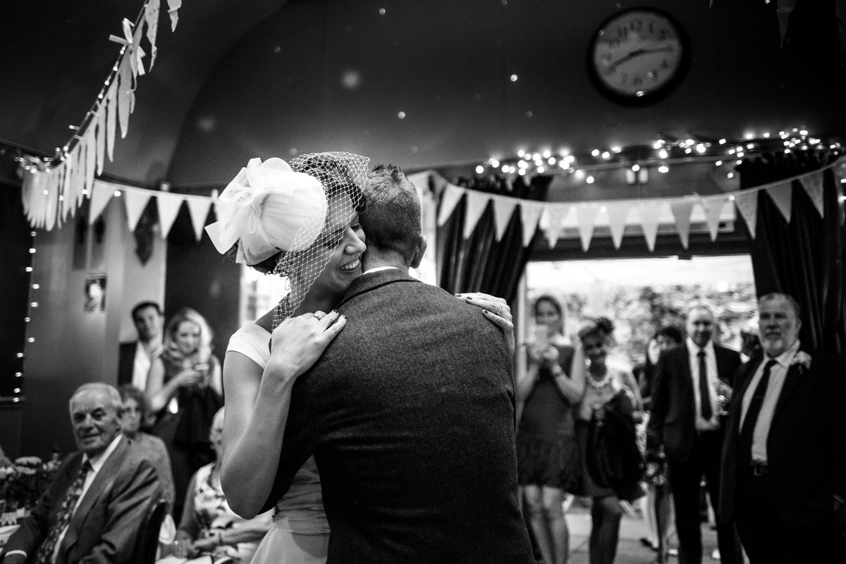 Stoke Newington Town Hall wedding Londesborough Pub EG Michael Stanton Photography 40