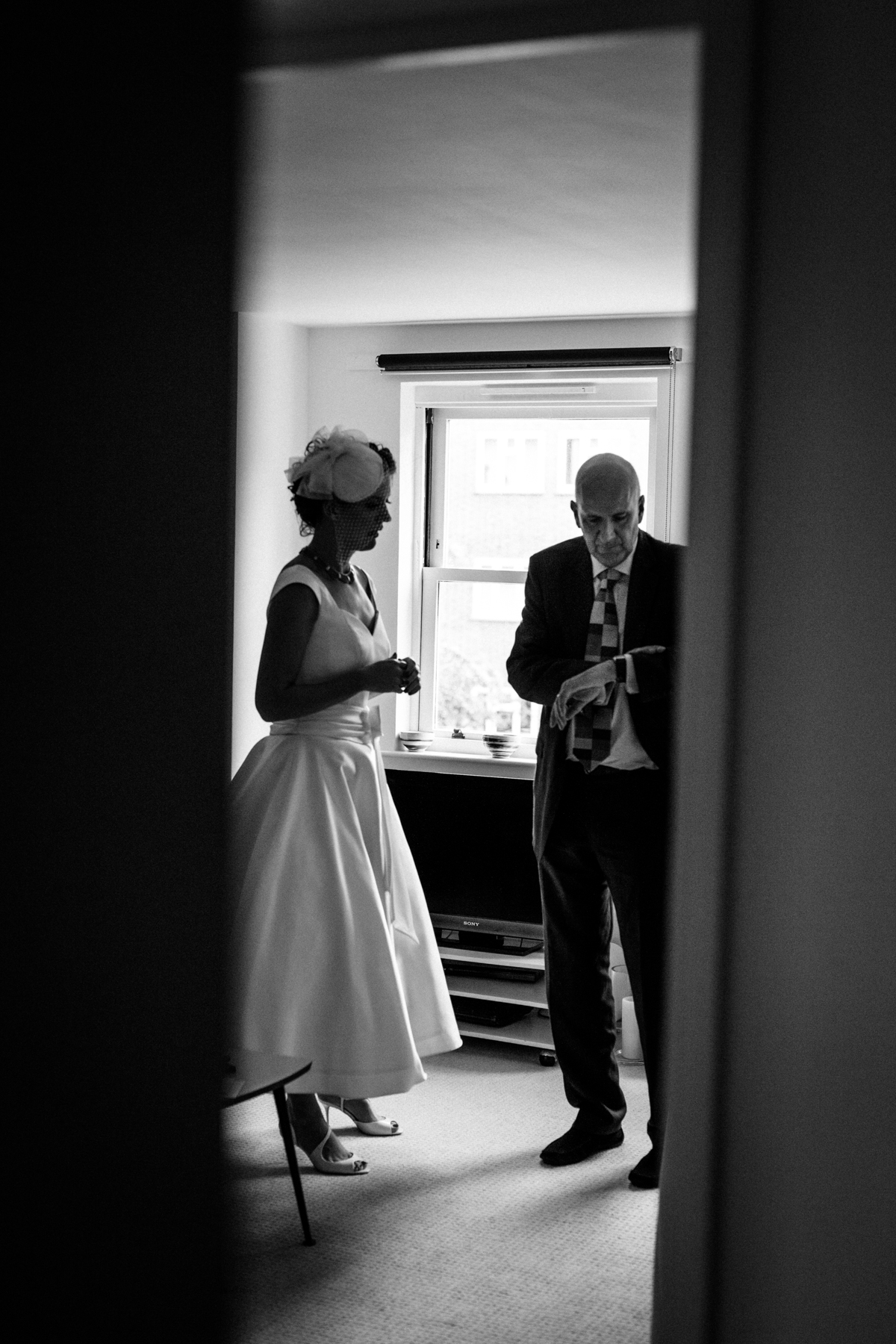 Stoke Newington Town Hall wedding Londesborough Pub EG Michael Stanton Photography 7
