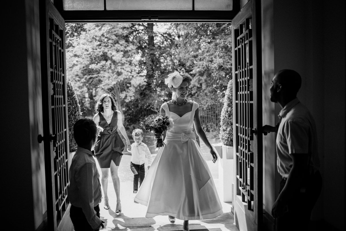 Stoke Newington Town Hall wedding Londesborough Pub EG Michael Stanton Photography 8