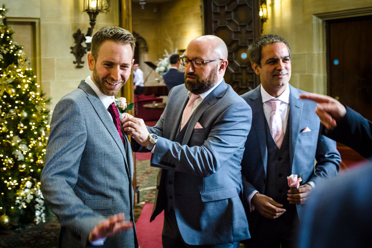 Sunningdale wedding Surrey SJ Michael Stanton Photography 14