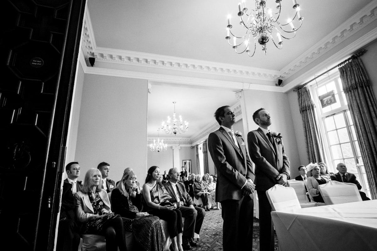 Sunningdale wedding Surrey SJ Michael Stanton Photography 16