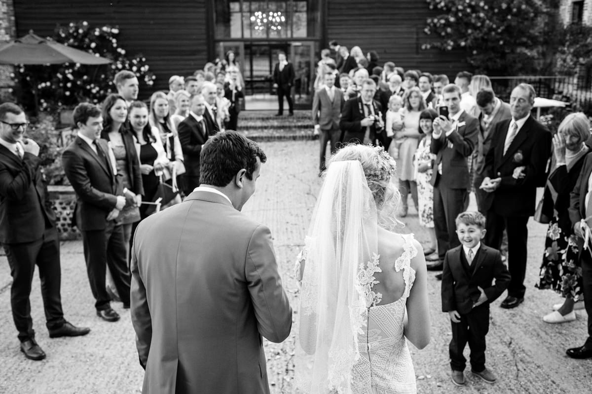 Upwalthan Barns wedding West Sussex TW Michael Stanton Photography 13