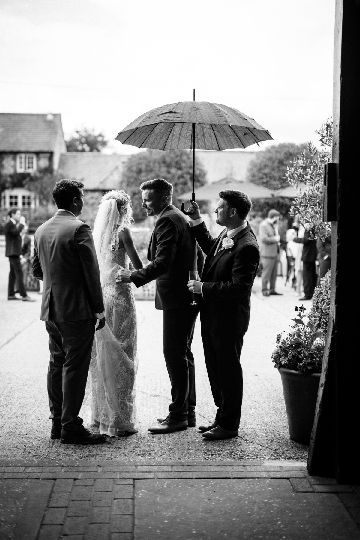 Upwalthan Barns wedding West Sussex TW Michael Stanton Photography 16