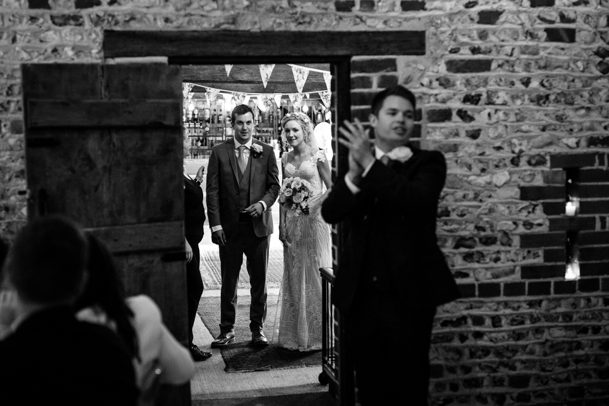 Upwalthan Barns wedding West Sussex TW Michael Stanton Photography 18